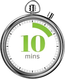 clock-10mins